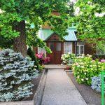 Pyhtitsan nunnaluostari, nunnien talo