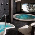 Sokos Hotel Kolin Relax Span kaksi poreallasta