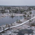 Kemerin kansallispuisto, talvi