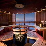 Hotellin sauna