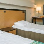 Laulasmaa Span standard huone erilisillä vuoteilla