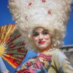 Barokkinainen Dusseldorfin karnevaaleilla
