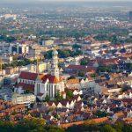 Augsburgin yleiskuvaa