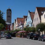 Ergingin katukuvaa Saksassa