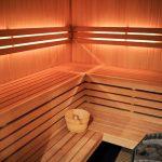 Radisson Blu Elizabete sauna