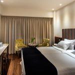 Superior huone erillisillä sängyillä