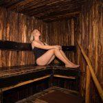 Viiking Spa - Katajasauna rentoutumista varten