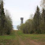 Harimäen näkötorni ja portti