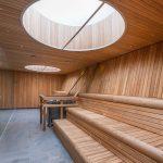 Vapaa-ajankeskuksen sauna
