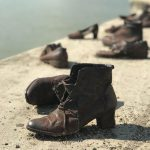 Kenkäveistos Tonavan varrella