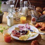 Aamiaisbuffet