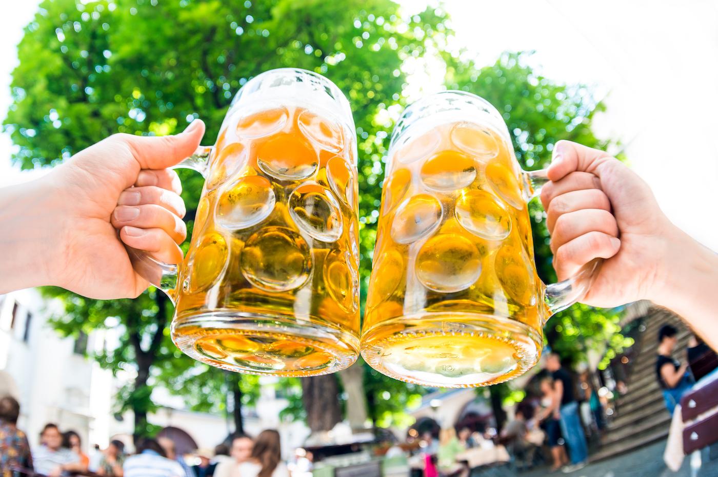 Oluenystävien Saksa