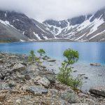 Blåvatnet järvi Norjassa