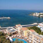 Porto Kalamaki hotelli Kreeta