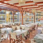 Porto Kalamaki hotellin ravintola