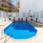 Hotellin uima-allasalue