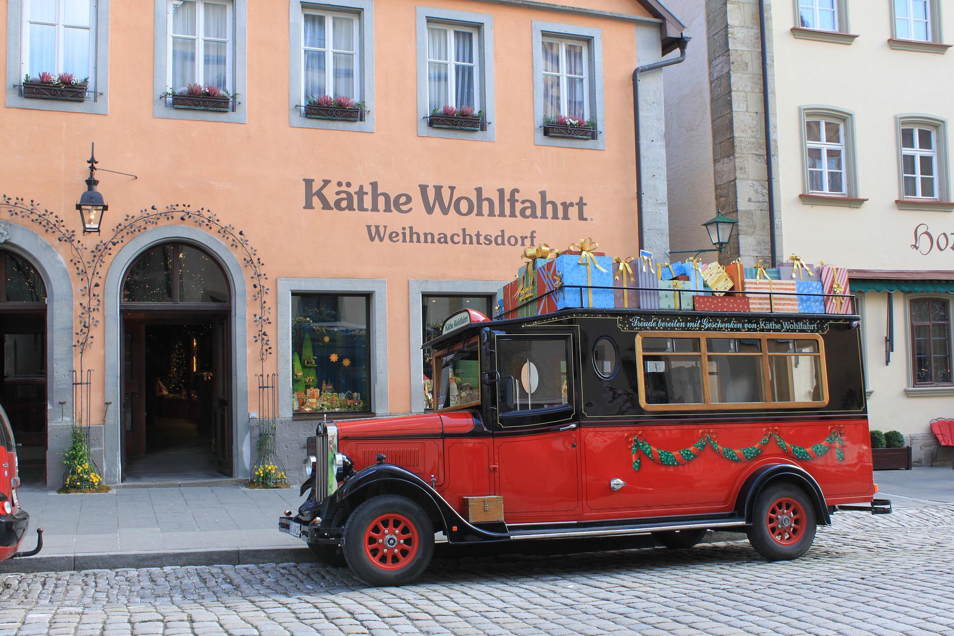 Käthe Wohlfahrt -joulukauppa