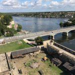 Näkymät Narvan linnasta