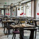 Radisson Blu Hotel Tromsan ravintola