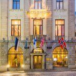 Hestia Hotel Baronsin julkisivu