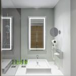 Kylpyhuneen peili