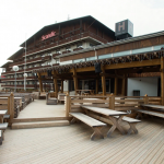Ulkokuva hotellirakennuksesta
