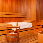 Sauna ja löylykiulu
