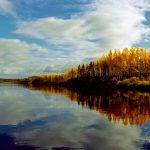 Ruska ja järvi