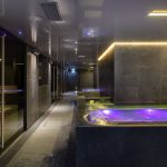 Kalev Span Sauna Oasiksessa on saunoja ja porealtaita