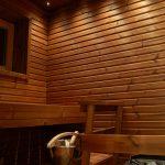 Superior huoneen sauna