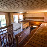 Hotelli Vuokatti sauna