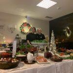 Hotelli Vuokatti joulubuffet