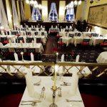 Haikon Kartanon päärakennuksen ravintolasali