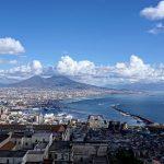 Napolinlahti ja Vesuvius