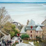 Mont Saint-Michelin luostarisaari