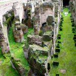 Colosseumin sokkeloihin pääsee tutustumaan vierailun yhteydessä.
