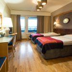 Scandic Pohjanhovi, standard-huone erillisillä vuoteilla