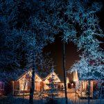 Santa Claus Holiday Village, Joulupukin lomakylä, Classic Cottages-huoneistot