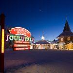 Santa Claus Holiday Village, Joulupukin lomakylän Joulutalo