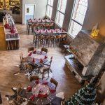 Santa Claus Holiday Village, Joulupukin Lomakylän Three Elves-ravintola