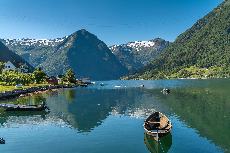 Norjan unohtumattomat vuonot