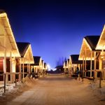 Santa Claus Holiday Village, Classic Cottages