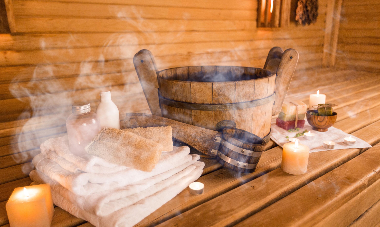 Nautinnolliset saunamaailmat