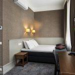 Hestia Hotel Baronsin superior huone (classical side building)