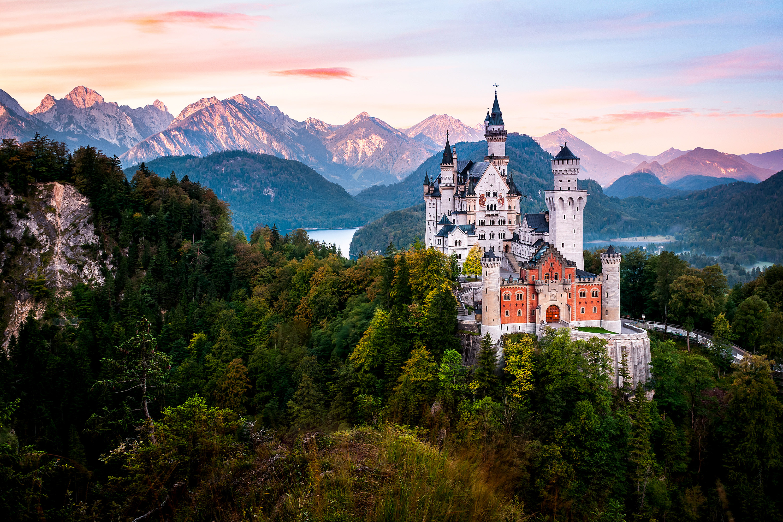 Saksan kauneimmat linnat