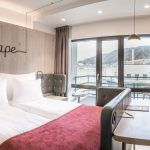 Norge by Scandic, classic-huone parvekkeella