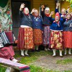 Kihnun saaren naiset ovat olleet merkittävässä osassa perinteisen kulttuurin säilyttämisessä.
