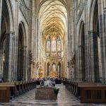 Pyhän Vituksen katedraali sisältä