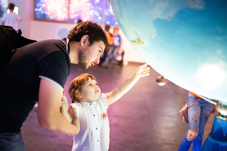 Lasten kanssa museoon