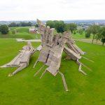 Yhdeksäs linnake, muistomerkki Kaunasissa